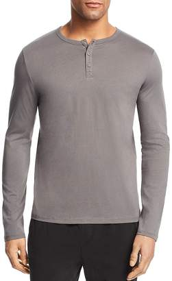 be010b84deb ATM Anthony Thomas Melillo Long Sleeve Henley - 100% Exclusive