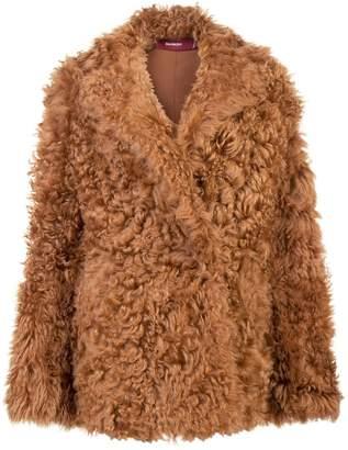 Sies Marjan lamb's wool coat