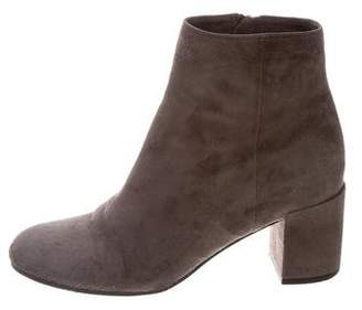 Vince Blakely Suede Ankle Boots