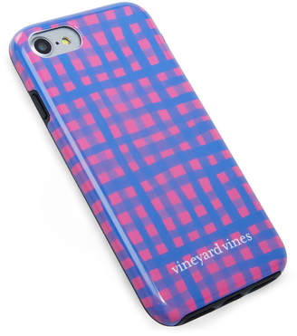 Vineyard Vines Painted Gingham iPhone 7 / 8 Case