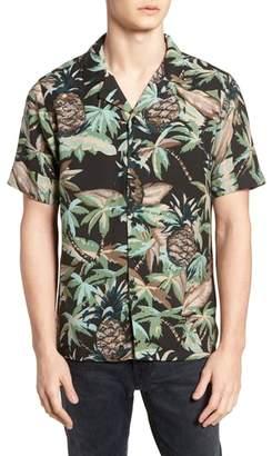 NATIVE YOUTH Night Beach Woven Shirt