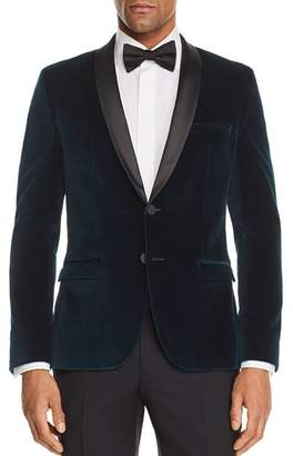 HUGO Arti Velvet Slim Fit Tuxedo Jacket - 100% Exclusive