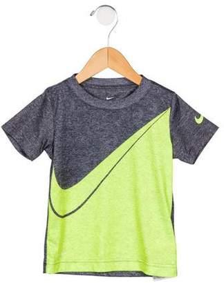 Nike Boys' Printed Athletic Shirt