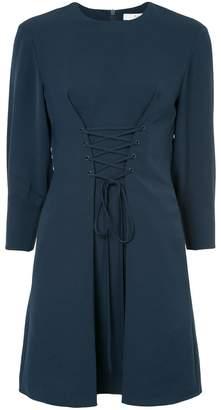 Tibi corset-style dress