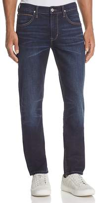 Hudson Blake Slim Straight Fit Jeans in Smart Aleck