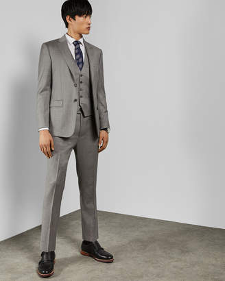 Ted Baker ARCINAJ Debonair plain wool suit jacket