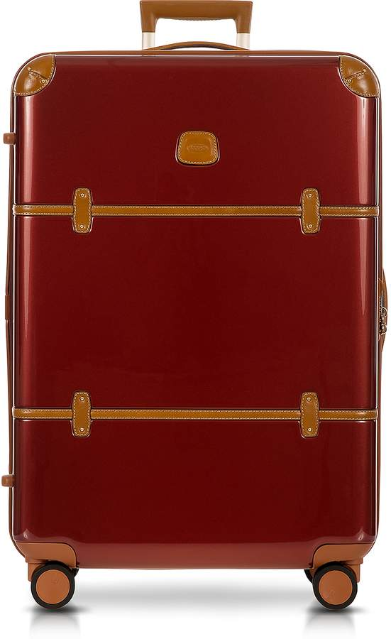 Bric's Bellagio V2.0 30 Red Spinner Trunk