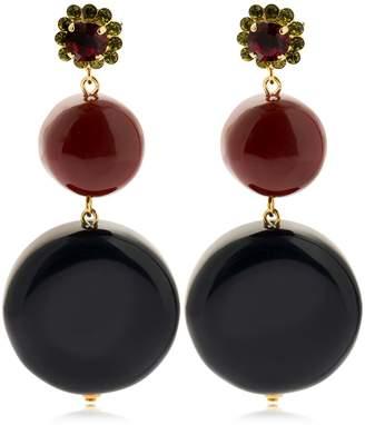 Marni Dots Drop Earrings