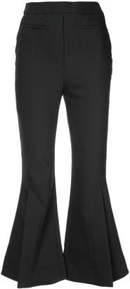 Ellery cropped flared trousers