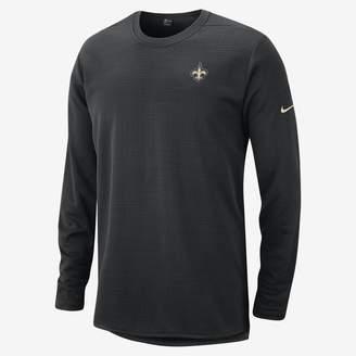Nike Modern (NFL Saints) Men's Long Sleeve Top
