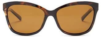 Cole Haan Women's Cat Eye Polarized Sunglasses