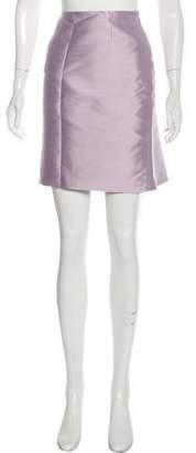 Valentino Silk Mini Skirt