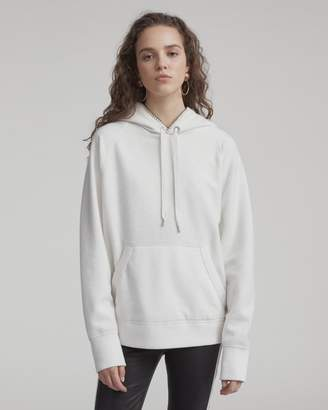 Rag & Bone Brushed inside out terry hoodie