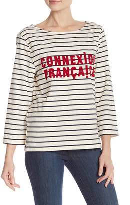 French Connection Connexion Francaise Tee