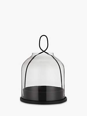 John Lewis Design Project by No.150 Smoke Glass Lantern, Medium
