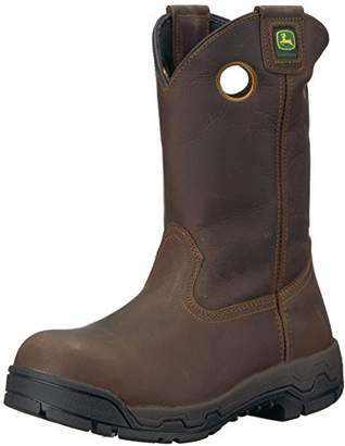 John Deere Men's JD4942 Mid Calf Boot