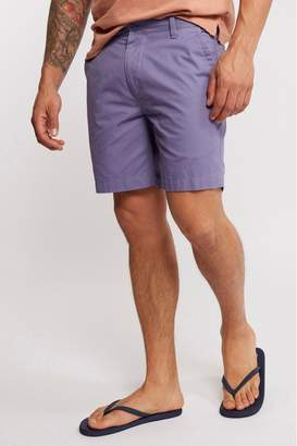 Fat Face Mens FatFace Newport Chino Short - Purple
