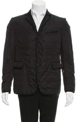 Moncler Gamme Bleu Lightweight Padded Jacket