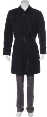 Burberry Woven Trench Coat
