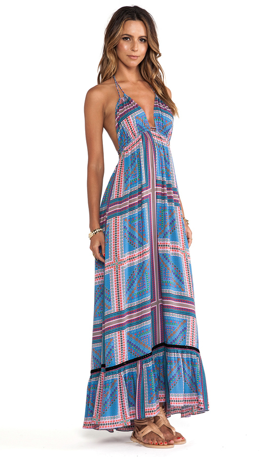 6 Shore Road Williwood Maxi Dress
