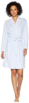 Carole Hochman Short Wrap Robe Women's Robe