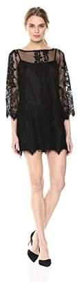 Rachel Roy Women's Bell Sleeve Lace Dress