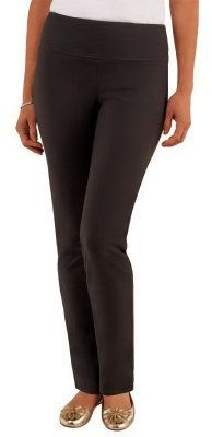 Women With Control Women with Control Tall Slim Leg Pants w/Tummy Control