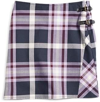 Tartan Skirt $75 thestylecure.com