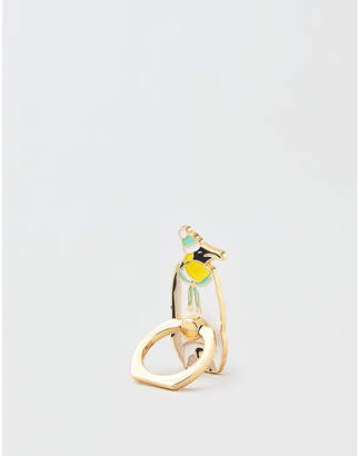American Eagle DCI Penguin Phone Holder Ring