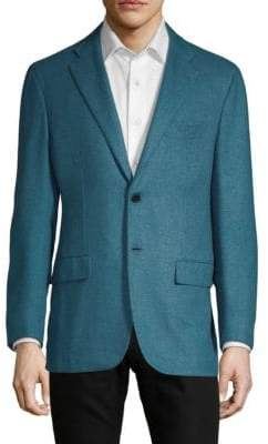 Kiton Classic Notched Coat