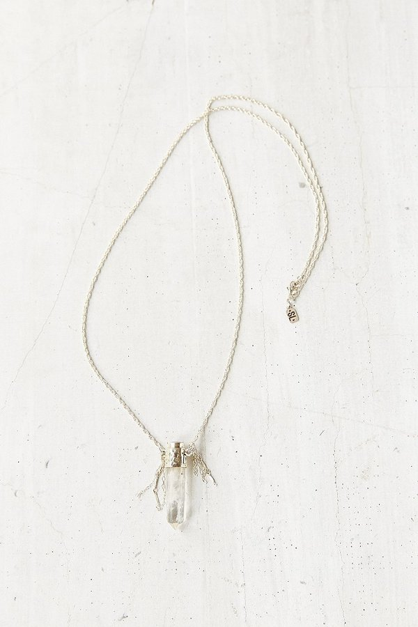 UO Adorn By Sarah Lewis Shed Light Necklace