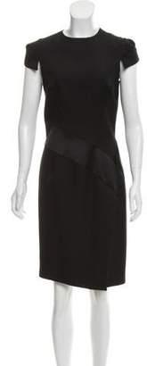 Alexandre Vauthier Wool Knee-Length Dress w/ Tags