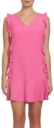 Women's Cece Harper Ruffle Dress $138 thestylecure.com