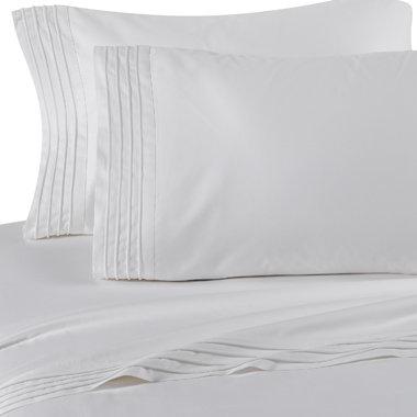 Kensett Sheet Set by Nautica, 100% Cotton Sateen, 350 Thread Count