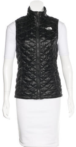 The North FaceThe North Face Quilted Zip-Up Vest