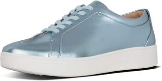 FitFlop Rally Metallic Sneakers