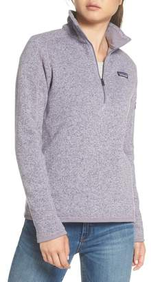 Patagonia Better Sweater Zip Pullover