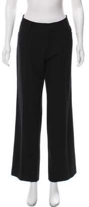 MICHAEL Michael Kors Wide-Leg Mid-Rise Pants