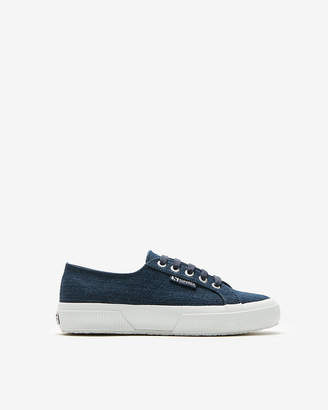 Express Superga Denim Sneakers