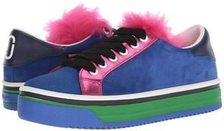 Marc Jacobs Love Empire Fur Sneaker Women's Shoes