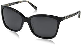 Kate Spade Women's Kasie/P/S Polarized Square Sunglasses