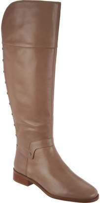 Franco Sarto Leather Tall Shaft Boots - Roxanna