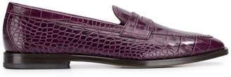 Etro textured loafers