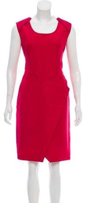 Pre Owned At Therealreal J Mendel Knee Length Sheath Dress