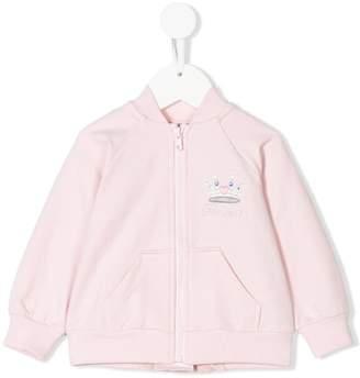 MonnaLisa princess bomber jacket