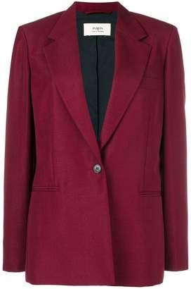 Ports 1961 basic single breasted jacket