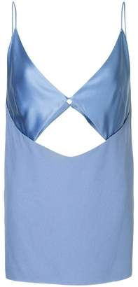 Dion Lee Tessellate camisole top