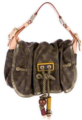 Pre Owned At Therealreal Louis Vuitton Monogram Kalahari Pm