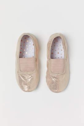H&M Glittery dance shoes