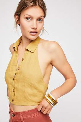 The Endless Summer Nellie Halter Top